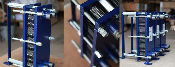 Пластинчатый теплообменник Sondex S62 (пищевой теплообменник) Тюмень Кожухотрубный теплообменник Alfa Laval ViscoLine VLM 5x14/52-6 Северск