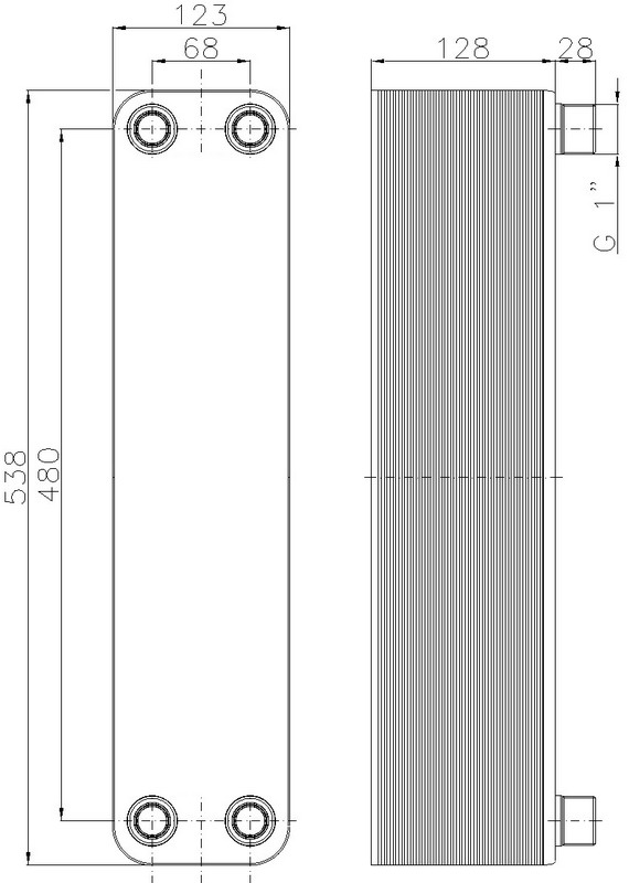 Пластинчатый теплообменник Thermowave EL-500 Кемерово Пластинчатый теплообменник Sondex S152 Новосибирск