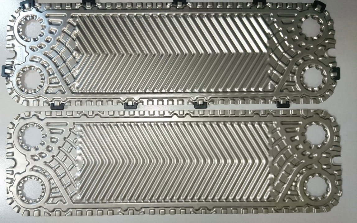 Пластинчатый теплообменник Машимпэкс (GEA) ND150S Балаково
